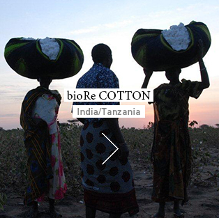 bioRe COTTON India/Tanzania