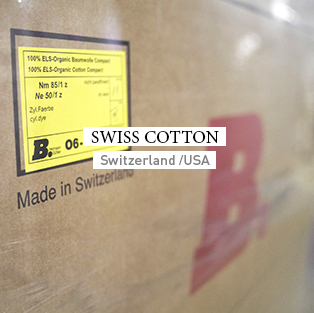 SWISS COTTON Switzerland / USA