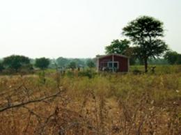 Kalakhet村の学校。