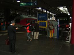 Lucern駅
